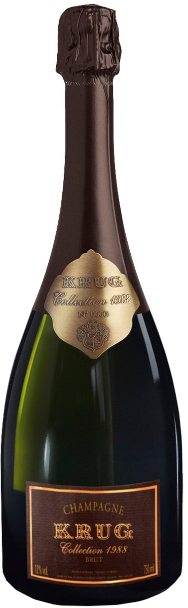 Krug Collection Champagne Brut 1988