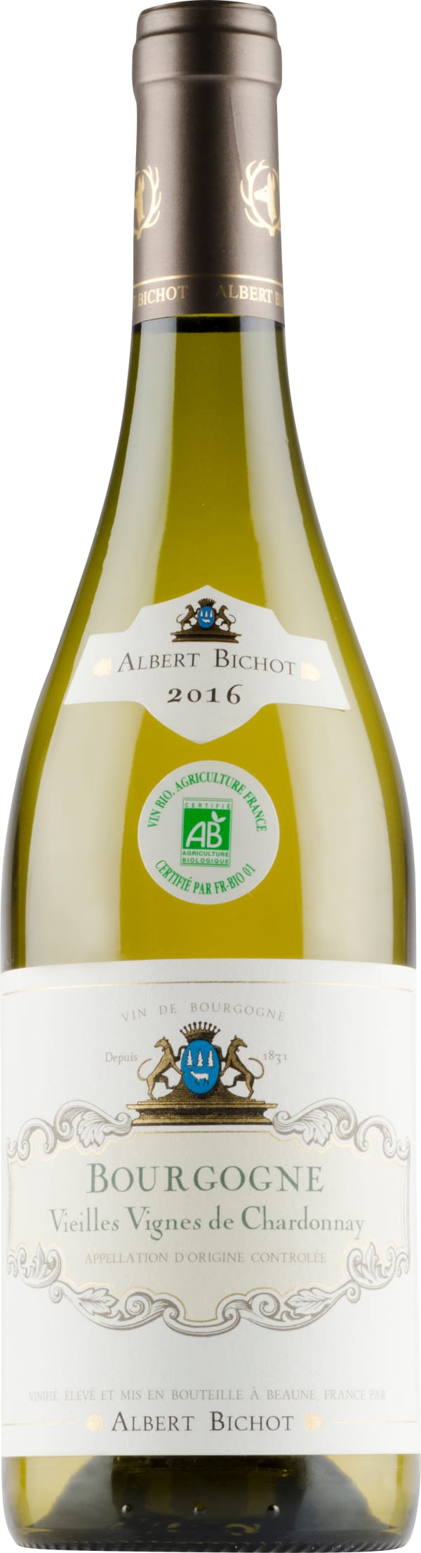 Albert Bichot Bourgogne Vieilles Vignes de Chardonnay 2016