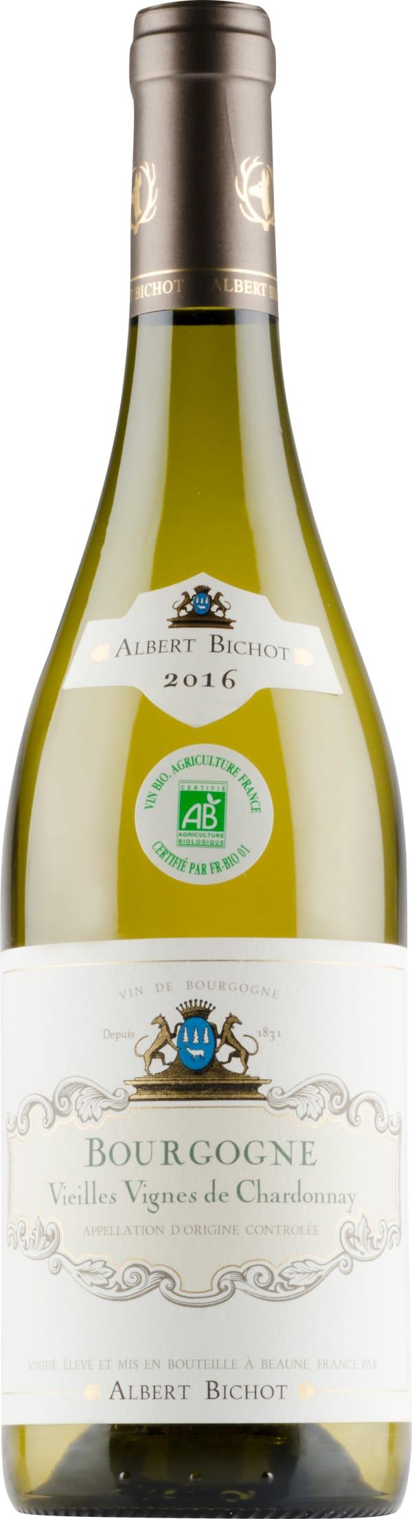 Albert Bichot Bourgogne Vieilles Vignes de Chardonnay 2018