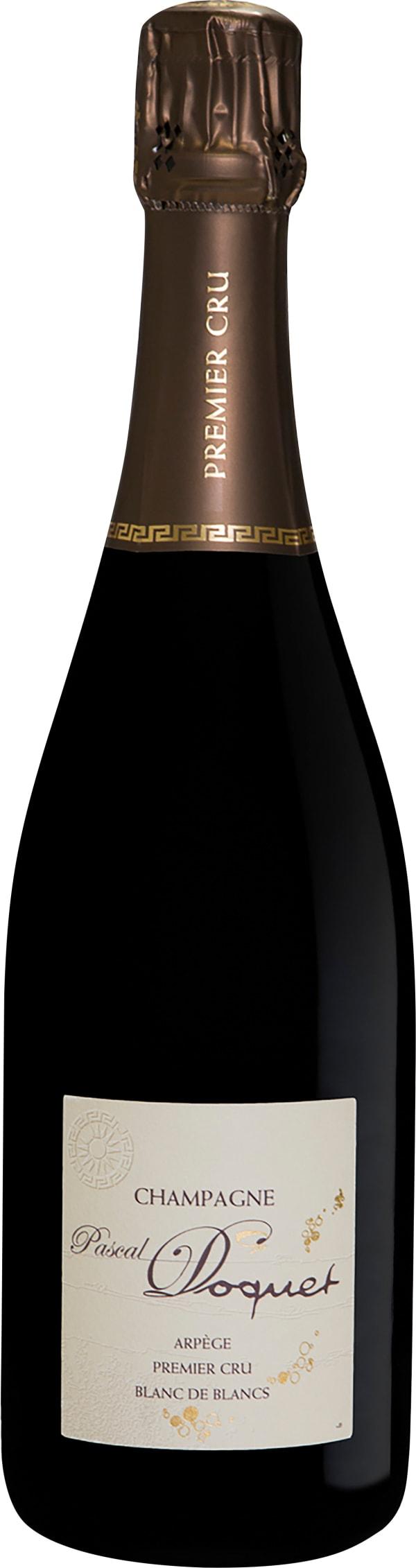 Pascal Doquet Arpège Premier Cru Blanc de Blancs Champagne Extra-Brut