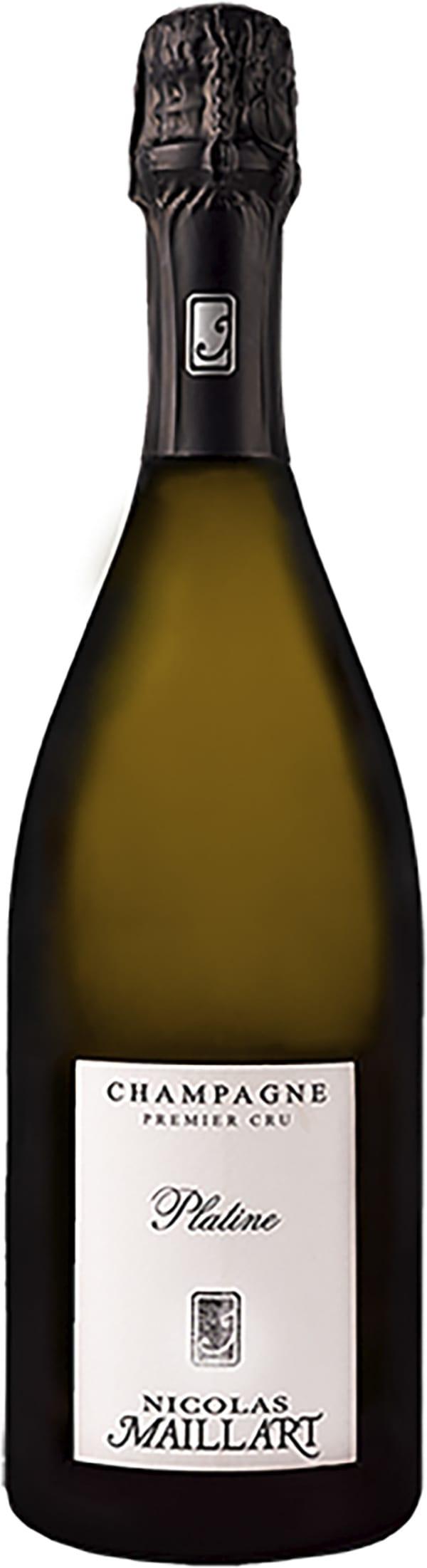 Nicolas Maillart Platine 1er Cru Champagne Brut