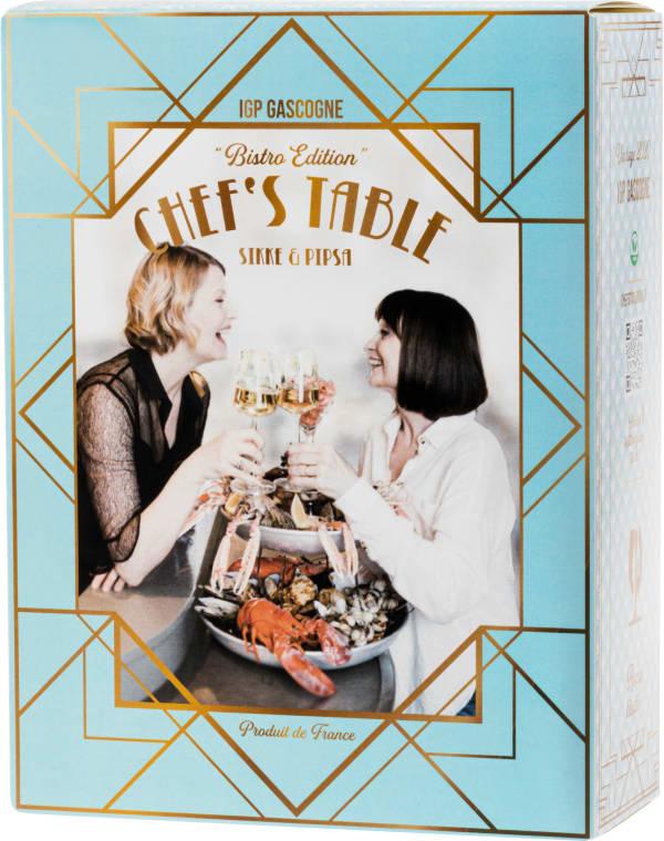 Chef's Table Sikke & Pipsa Bistro Edition 2020 lådvin
