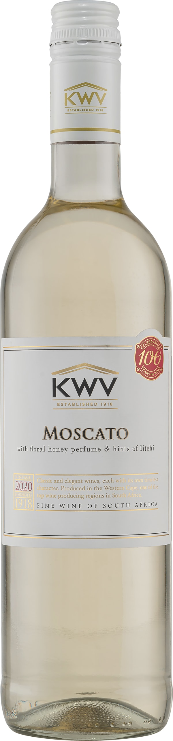KWV Classic Collection Moscato 2019