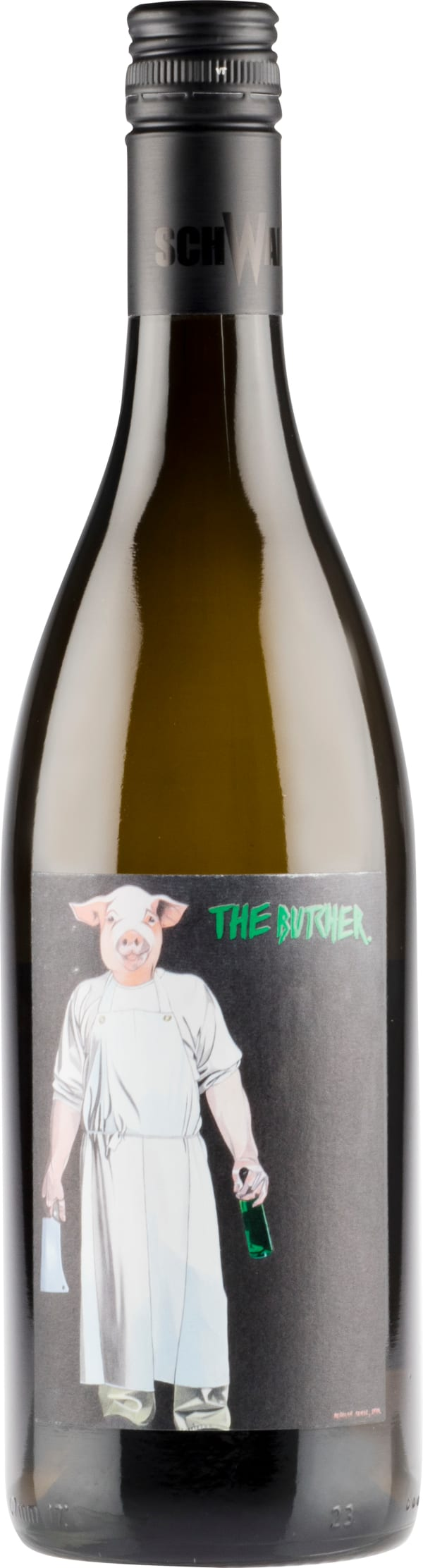 The Butcher Cuvée White 2018