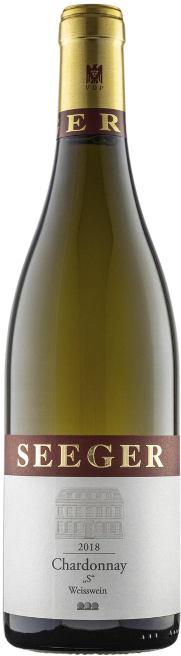 Seeger Chardonnay S Trocken 2018