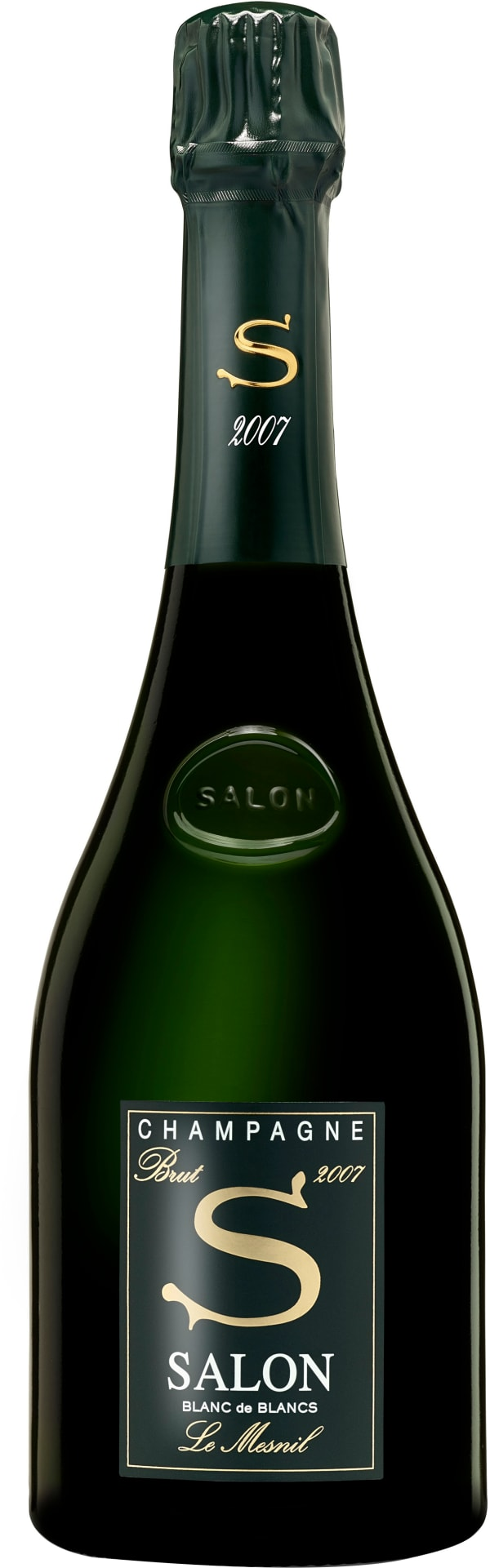 Salon Le Mesnil Blanc de Blancs Champagne Brut  2007