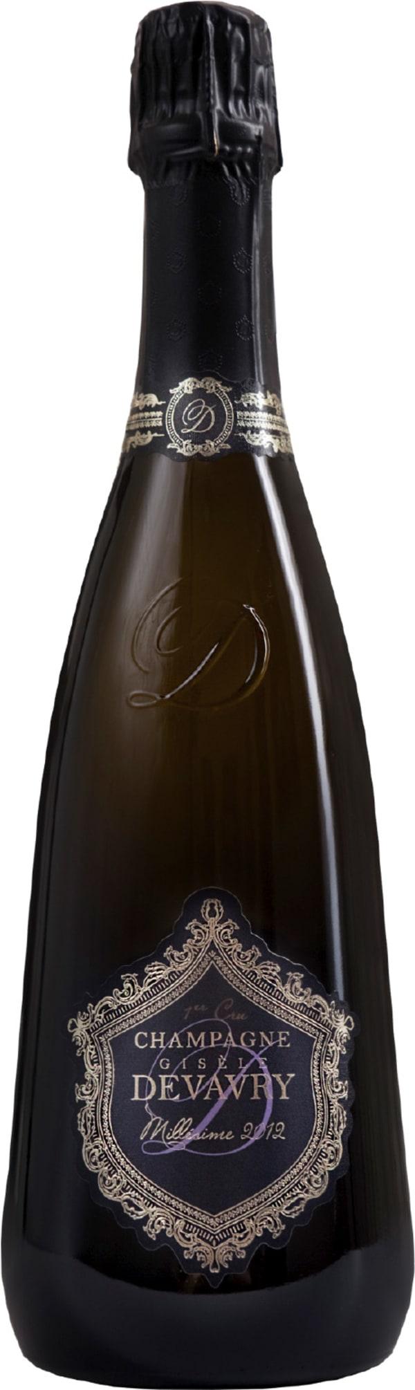 Gisèle Devavry Millésime Champagne Brut 2012