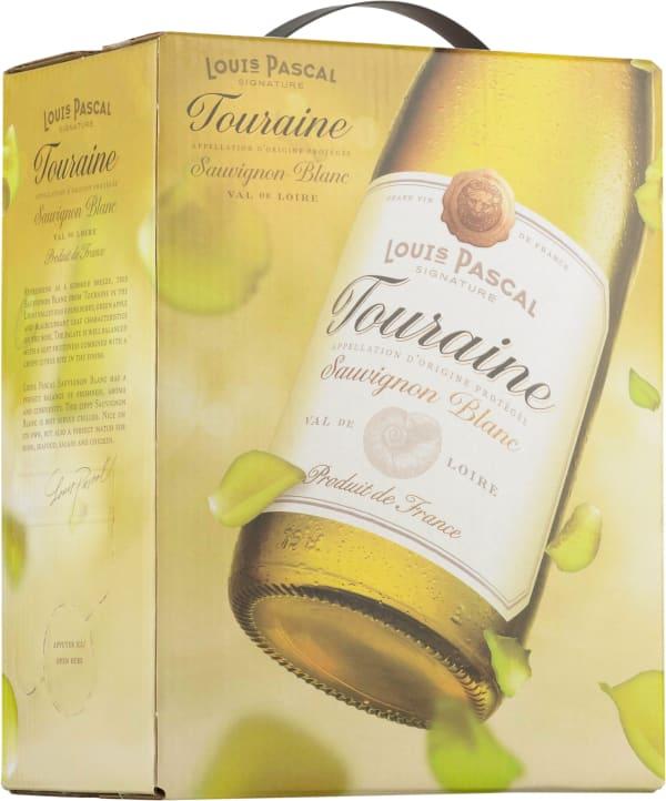 Louis Pascal Signature Touraine Sauvignon Blanc 2016 hanapakkaus