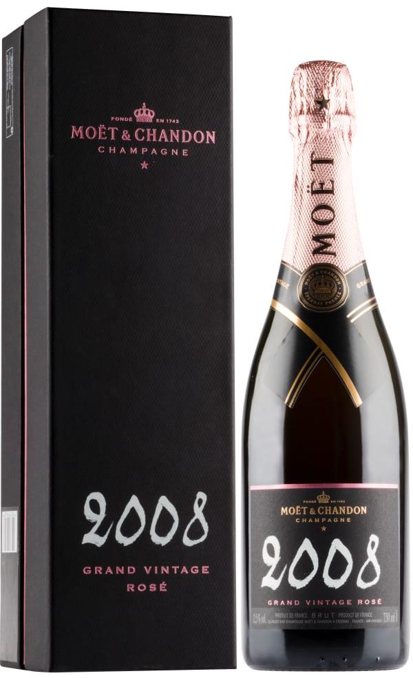 Moët & Chandon Grand Vintage Rosé Champagne Brut 2008