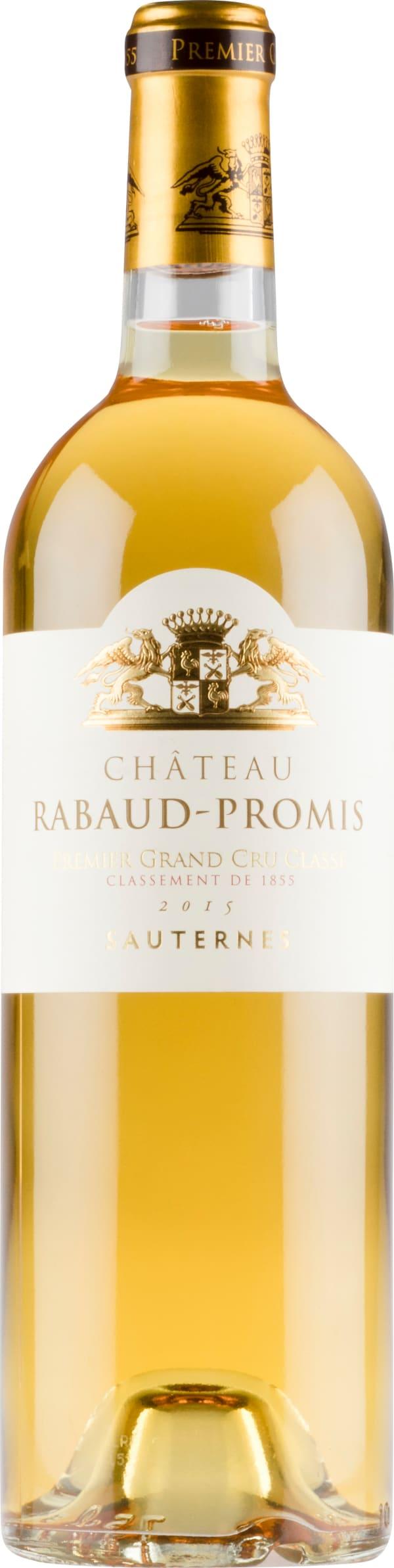 Château Rabaud-Promis 2015