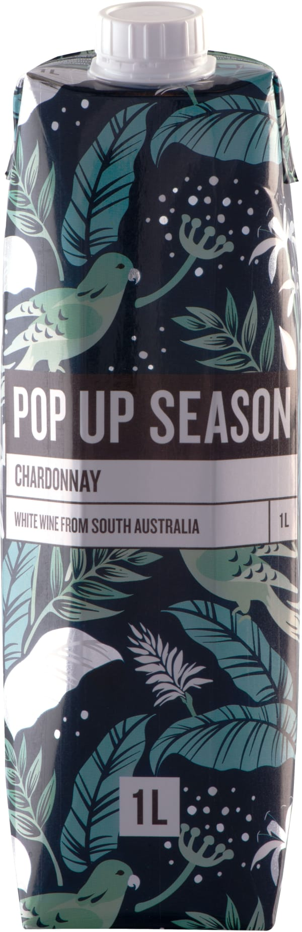 Pop Up Season Chardonnay 2018 carton package