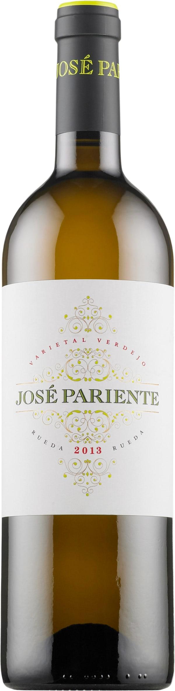 José Pariente Varietal Verdejo 2017