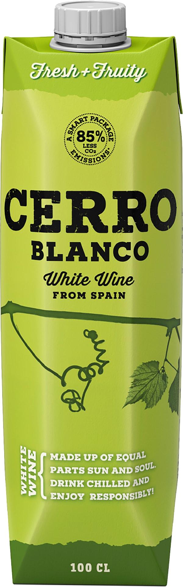 Cerro Blanco carton package