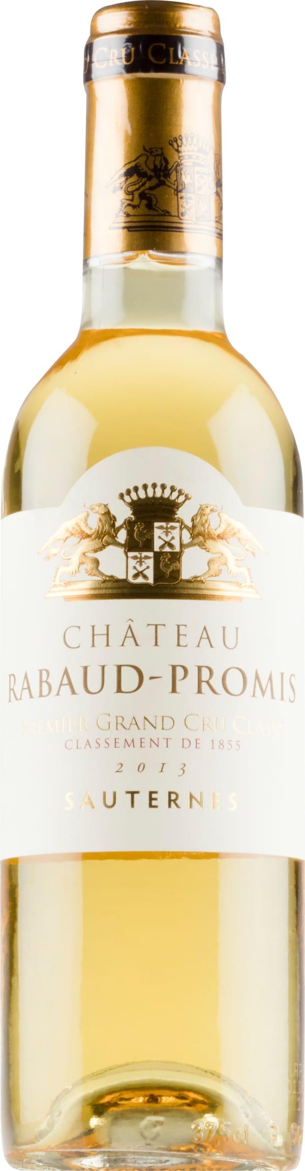 Château Rabaud-Promis 2013