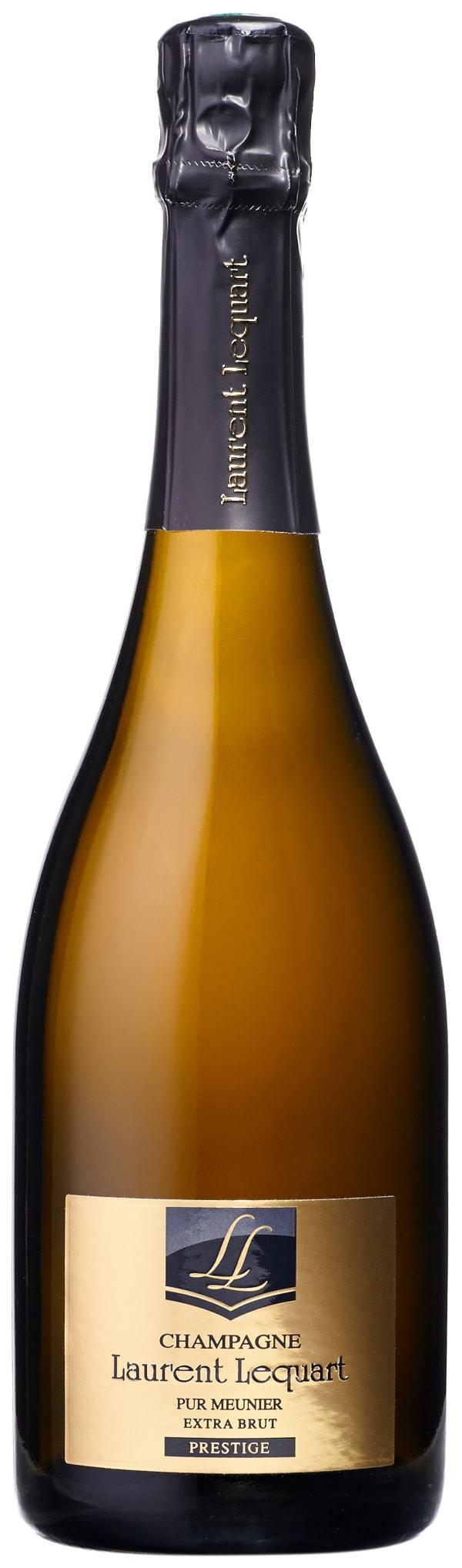 Laurent Lequart Pur Meunier Prestige Champagne Extra Brut