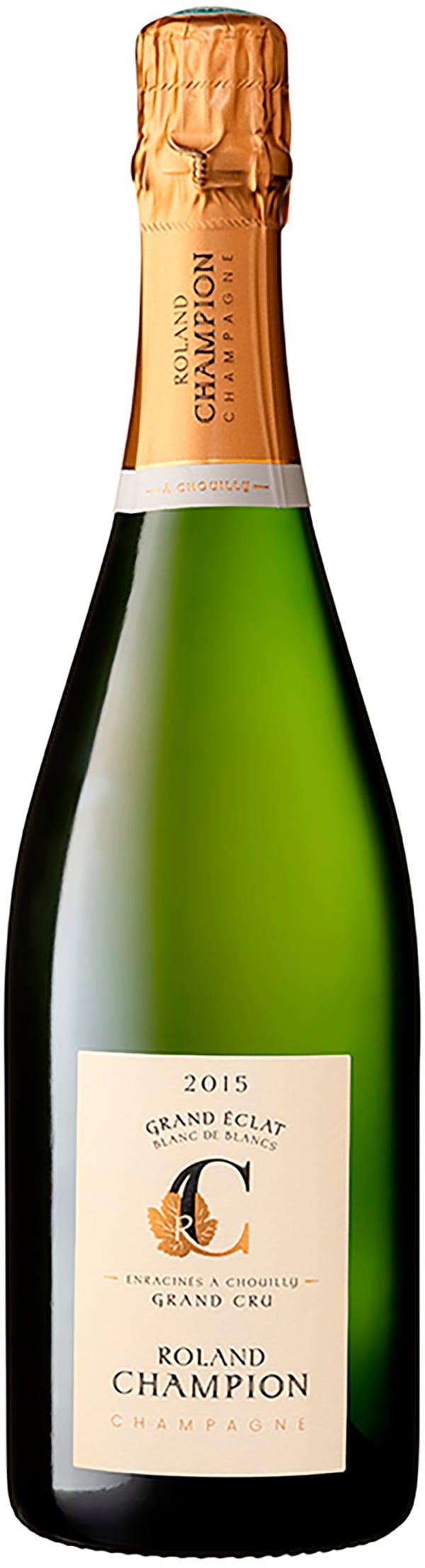 Roland Champion Grand Cru Blanc De Blancs Champagne Brut 2008