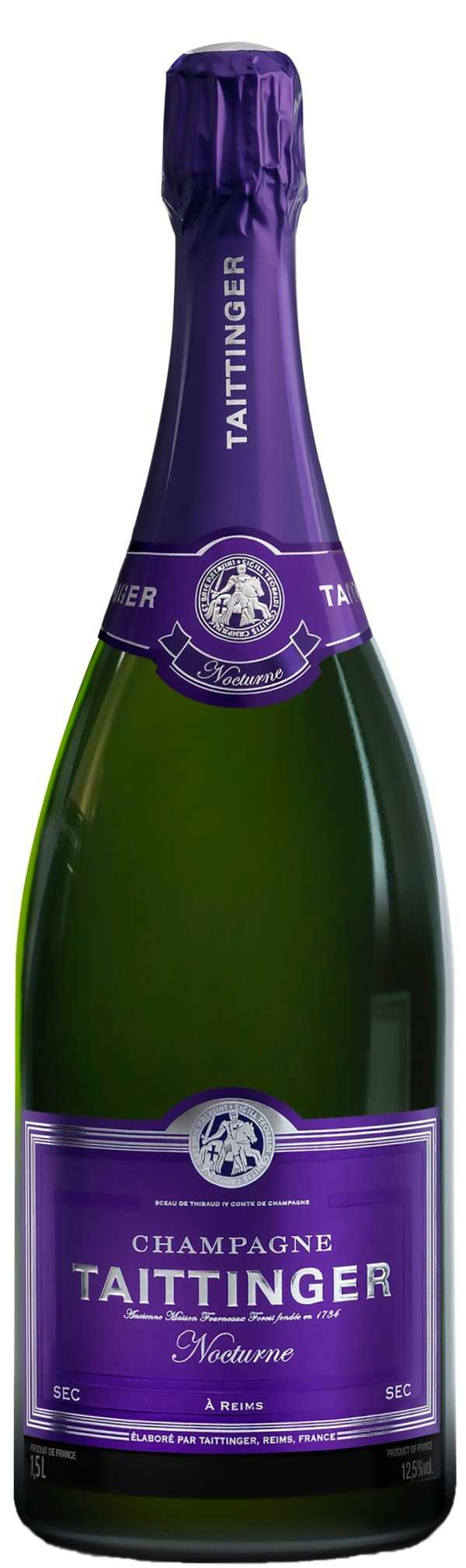 Taittinger Nocturne Champagne Sec