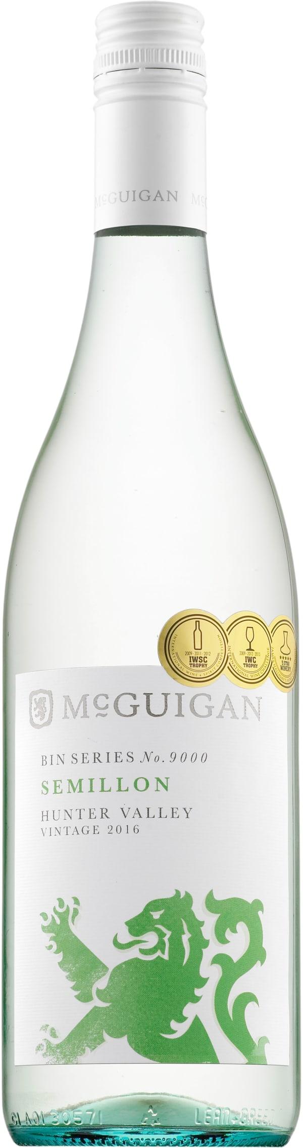 McGuigan Bin 9000 Sémillon 2016