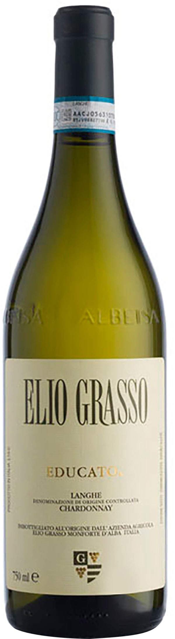 Elio Grasso Educato Chardonnay 2018