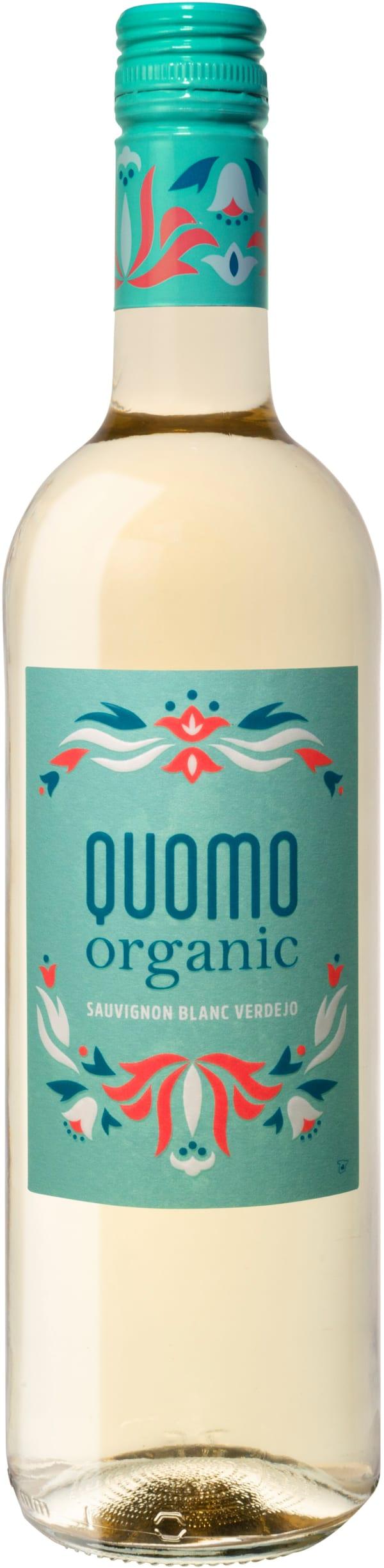 Quomo Organic Sauvignon Blanc Verdejo 2020