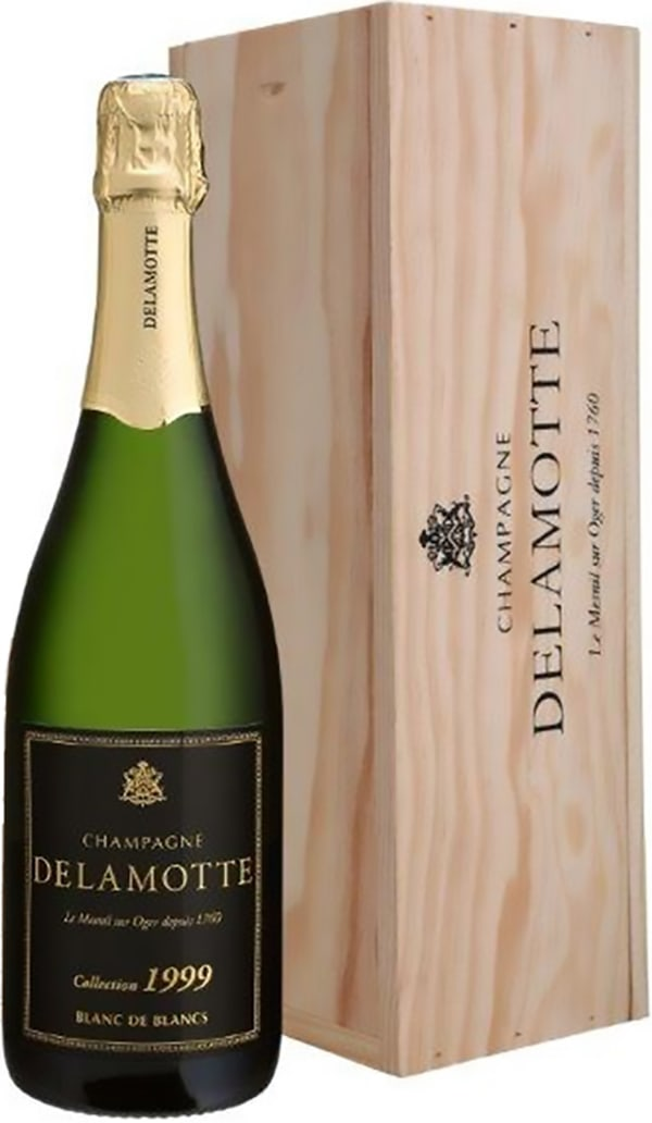 Delamotte Collection Blanc de Blancs Champagne Brut 1999