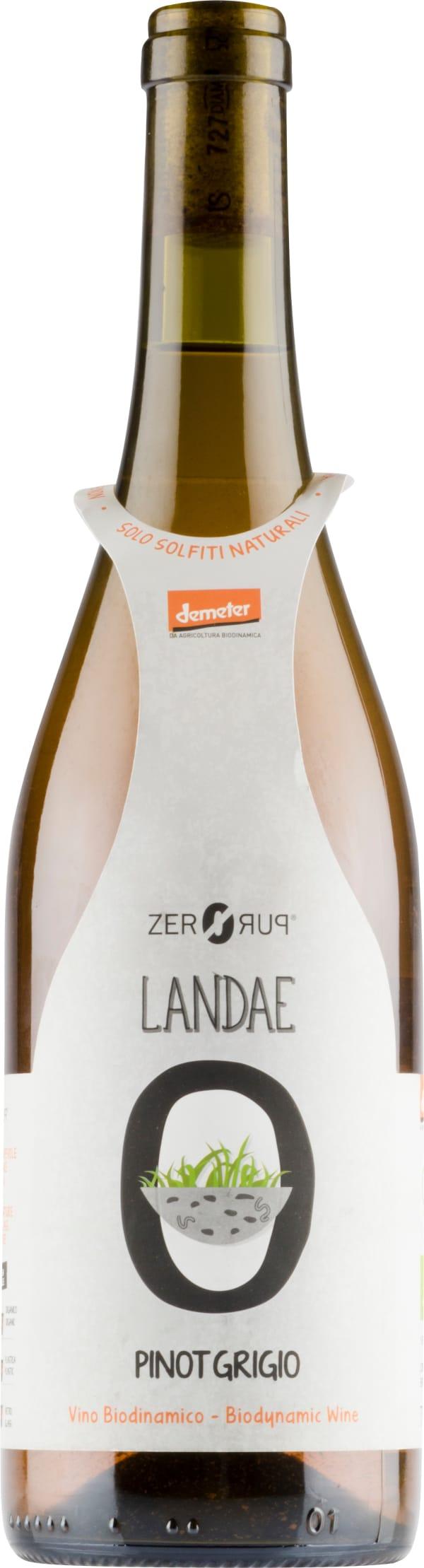 ZeroPuro Landae Pinot Grigio 2018