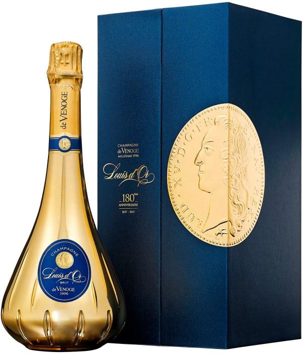 de Venoge Louis d'Or Millésime Champagne Brut 1996