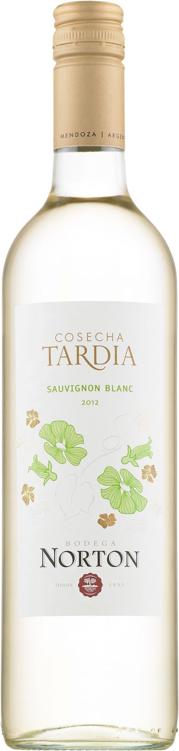 Norton Sauvignon Blanc Cosecha Tardía 2018