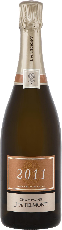 J. de Telmont Grand Vintage Champagne Brut 2011