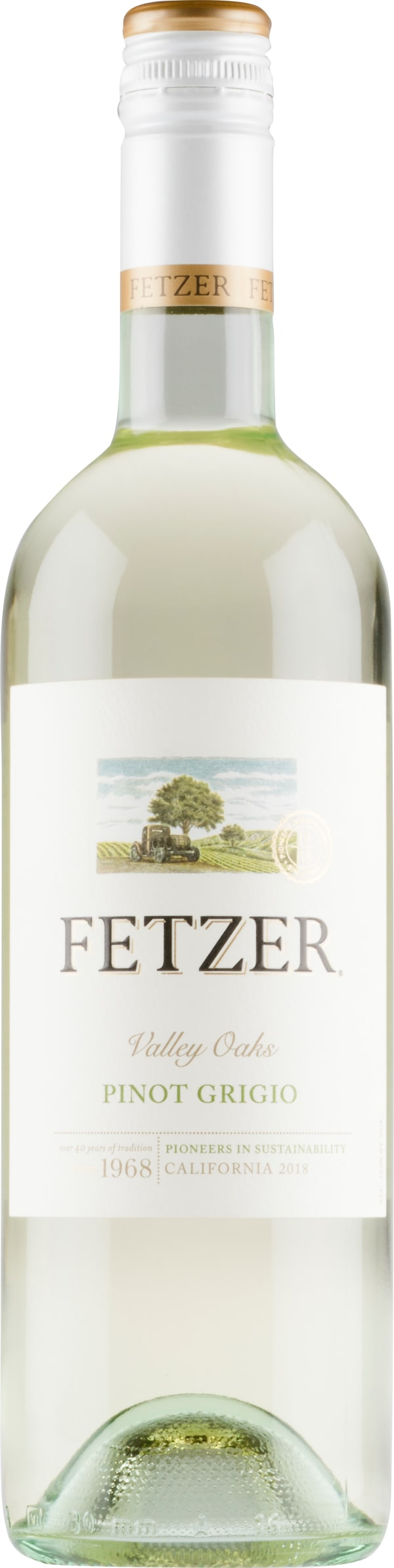 Fetzer Valley Oaks Pinot Grigio 2018