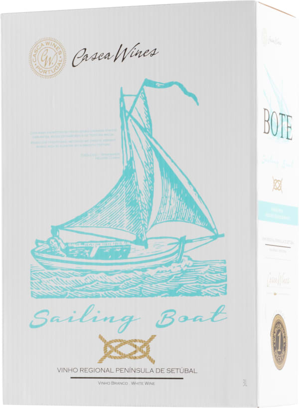 Casca Wines Sailing Boat bag-in-box