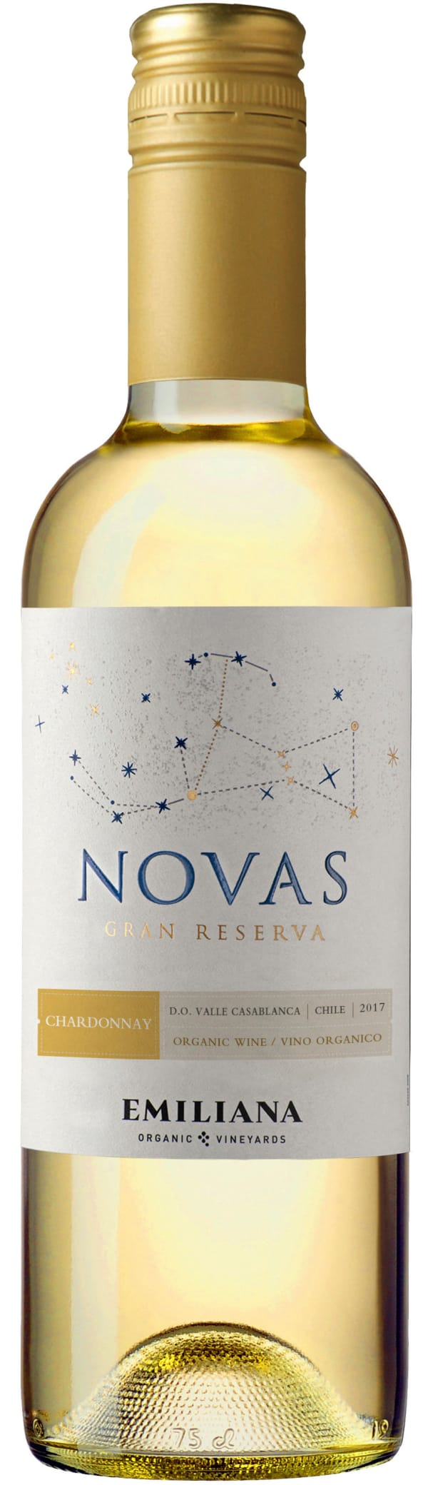 Novas Gran Reserva Chardonnay Organic 2017
