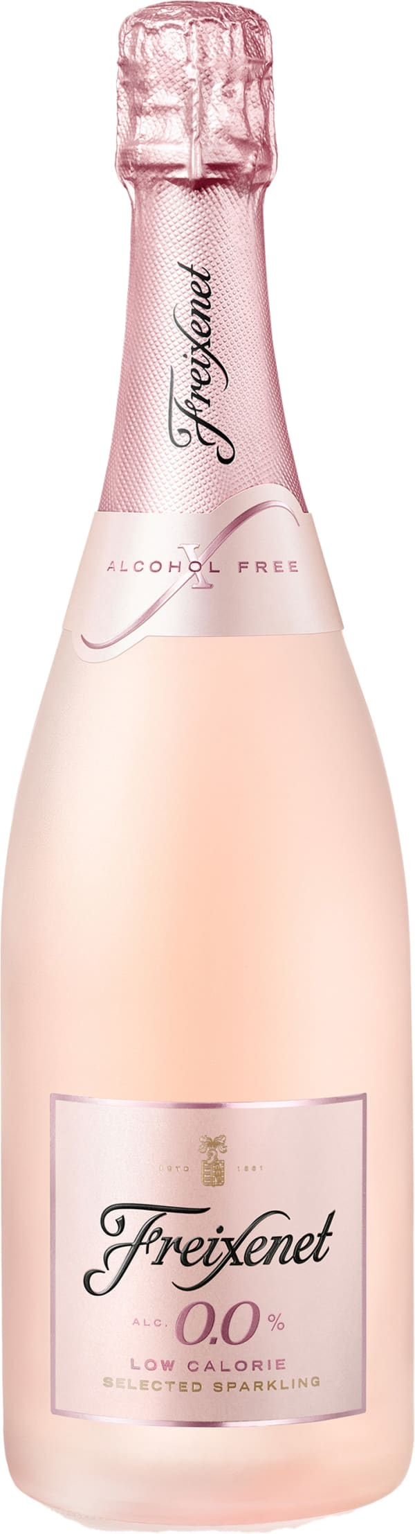Freixenet Rosado Alcohol Free Sparkling