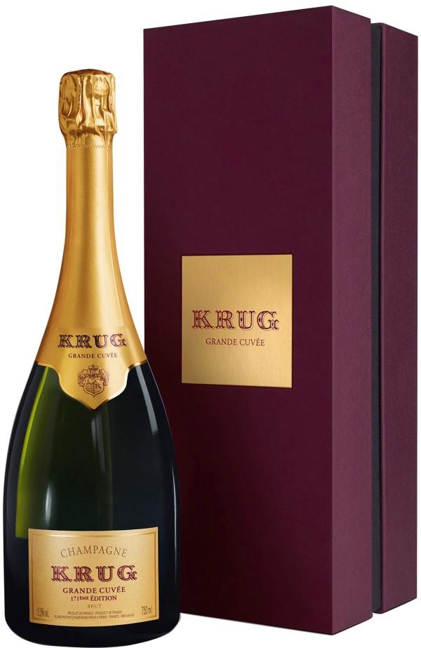 Krug Grande Cuvée 166ème Édition Champagne Brut