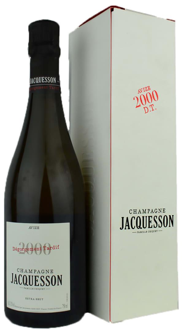 Jacquesson Avize Dégorgement Tardif Champagne Extra-Brut