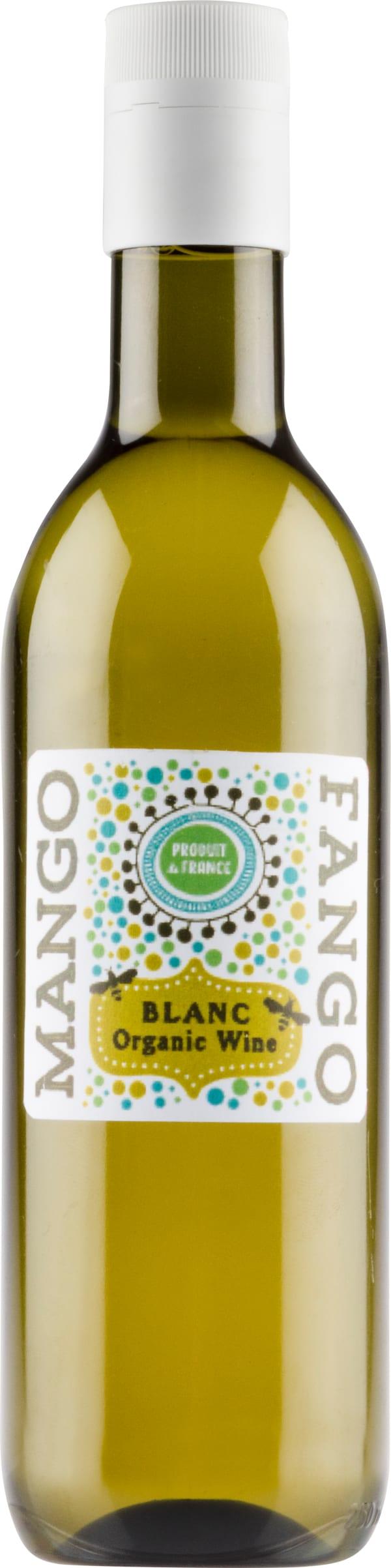 Mango Fango Chardonnay Organic 2018 plastic bottle