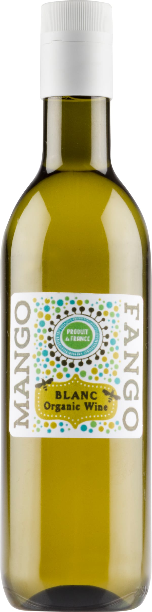 Mango Fango Chardonnay Organic 2019 plastic bottle