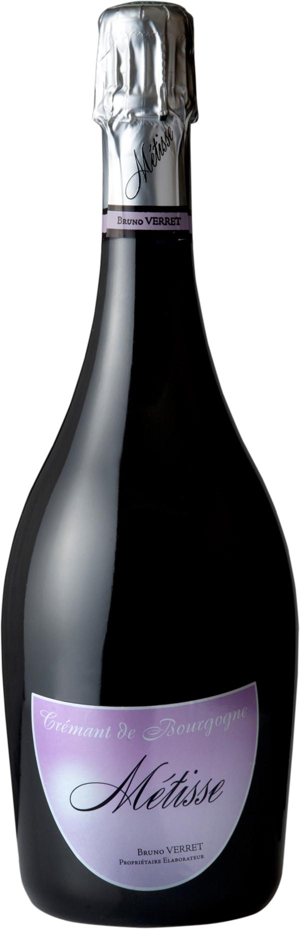 Bruno Verret Métisse Crémant de Bourgogne Vieilli en fût de chêne Brut