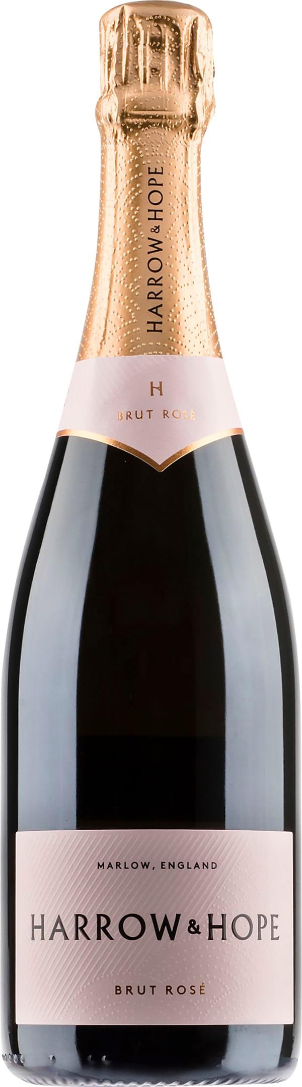 Harrow & Hope Rosé Brut 2015