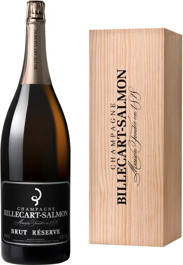 Billecart-Salmon Réserve Champagne Brut, Jeroboam