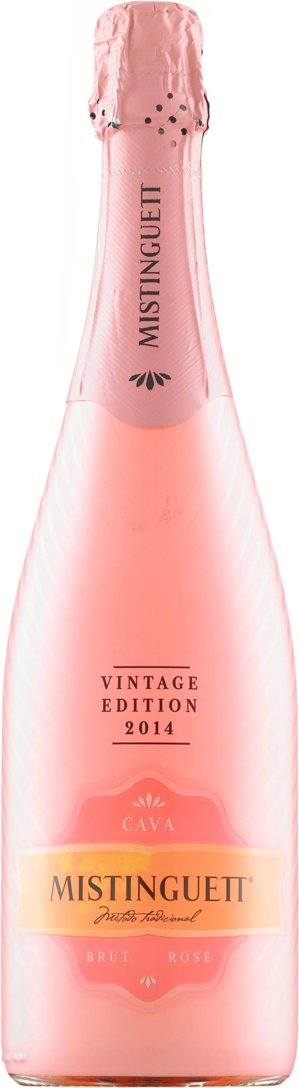 Mistinguett Vintage Edition Rosé Cava Brut 2018