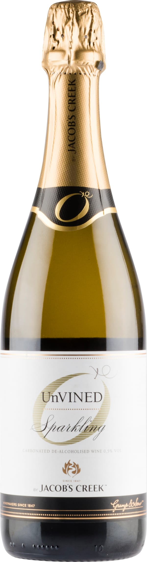 Jacob's Creek UnVined Sparkling