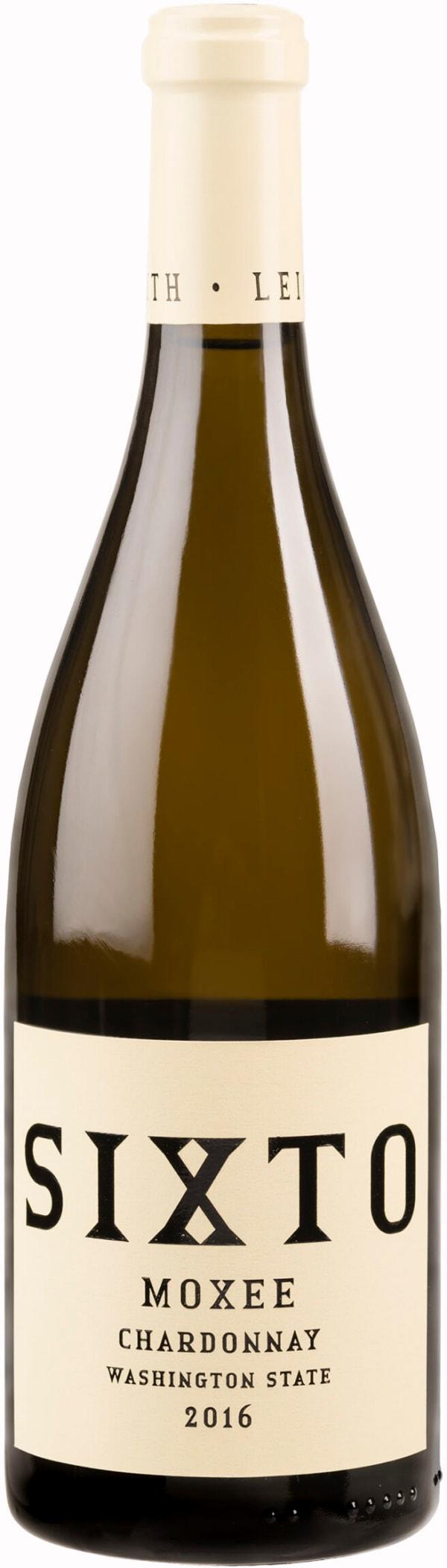 Sixto Moxee Chardonnay Magnum 2016