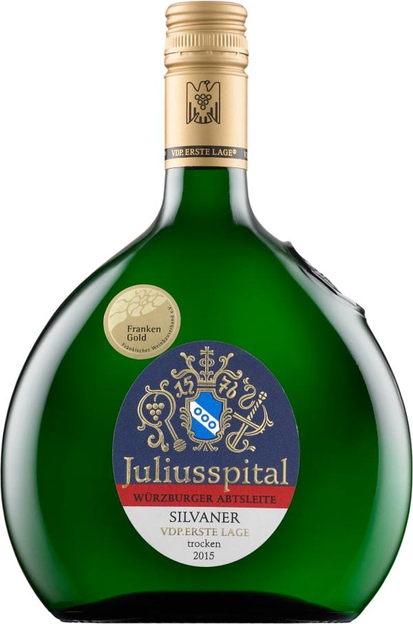 Juliusspital Würzburger Abtsleite Silvaner trocken 2016