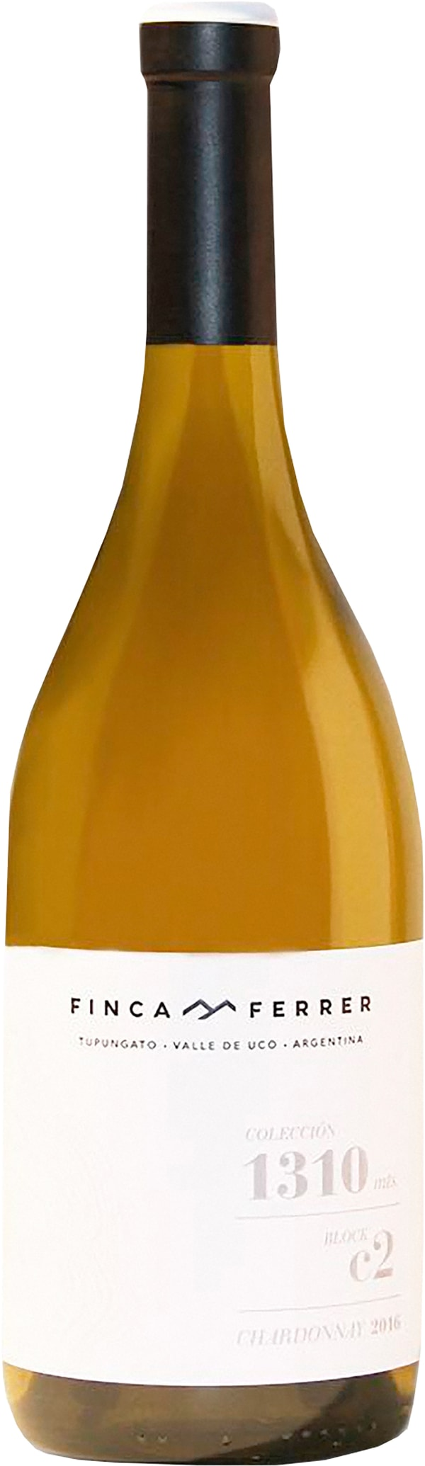 Finca Ferrer Colección 1310 mts. Block C2 Chardonnay 2016