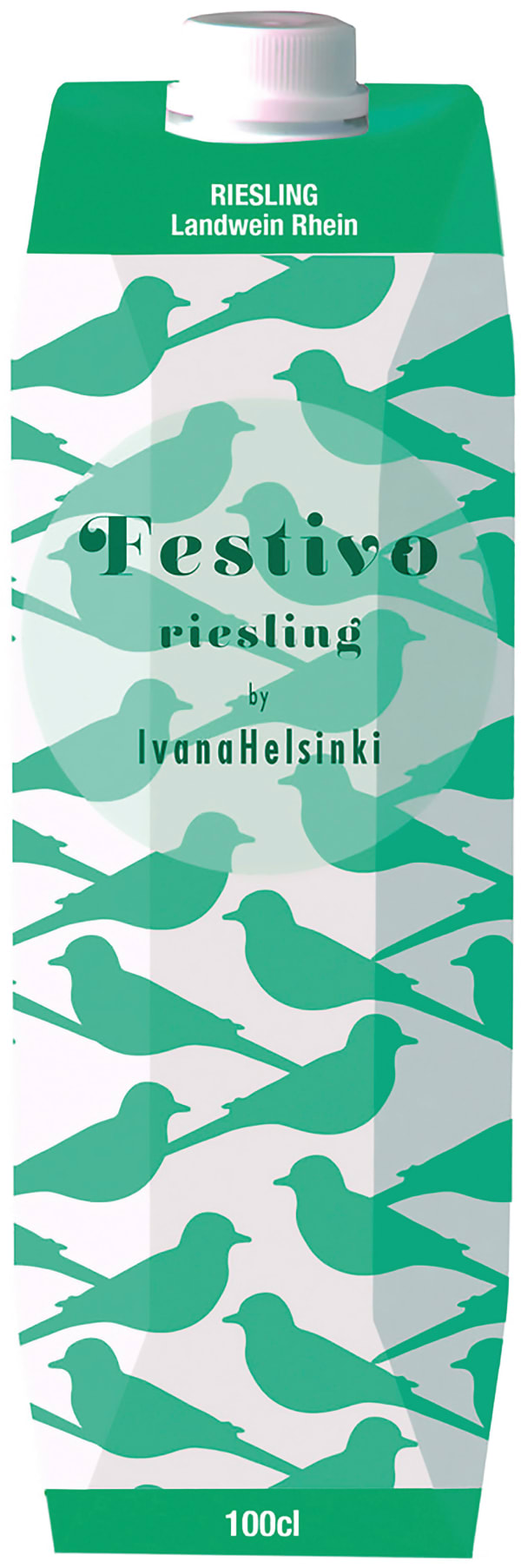 Festivo Riesling carton package