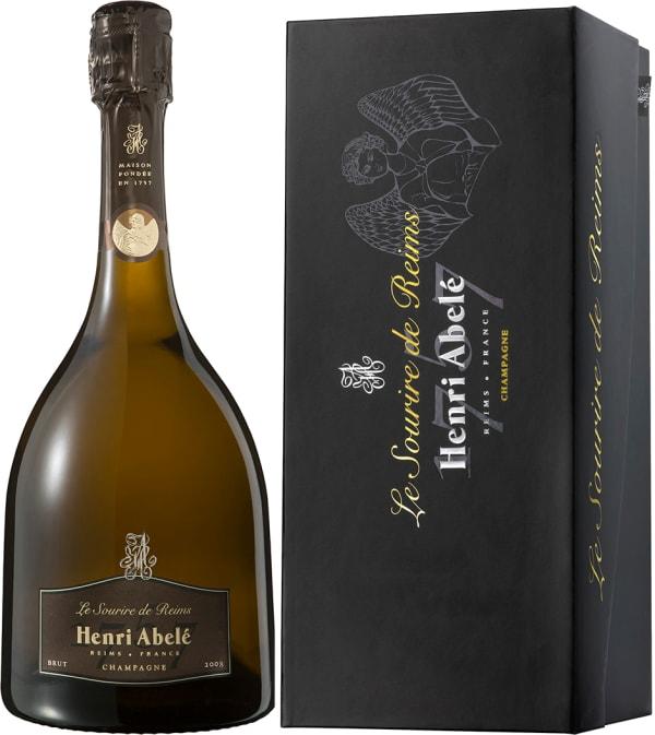 Henri Abelé Le Sourire de Reims Champagne Brut 2008