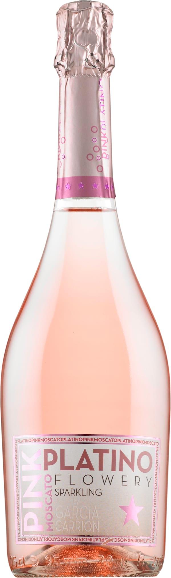 Platino Pink Moscato Sweet