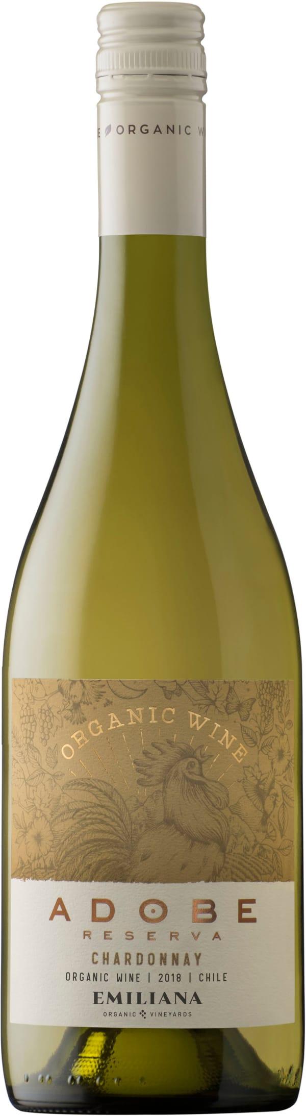Adobe Reserva Chardonnay 2018