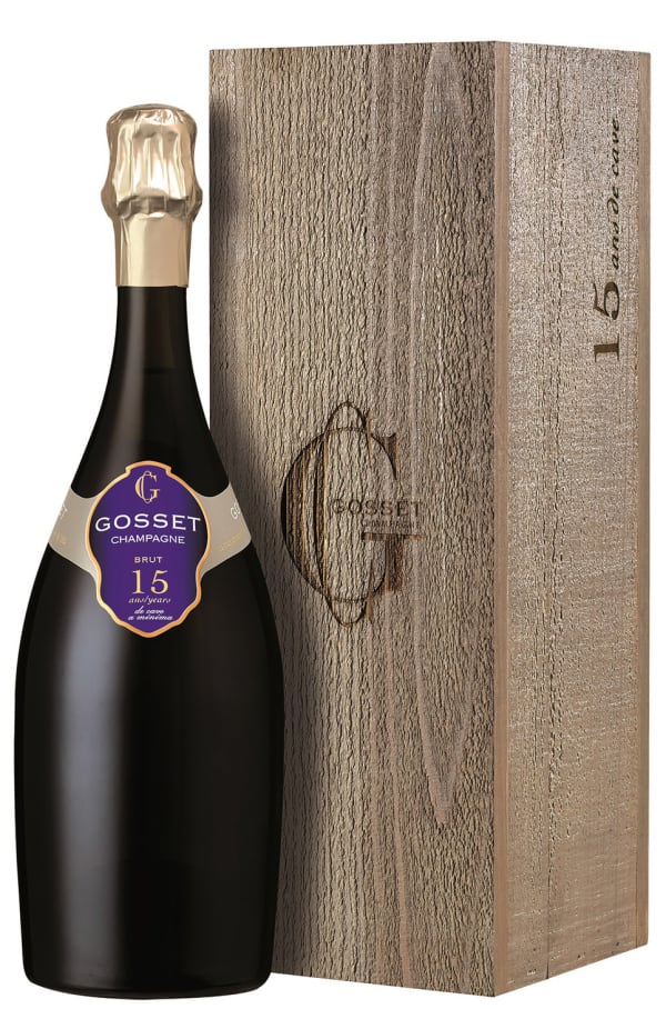 Gosset 15 Ans de Cave à Minima Champagne Brut